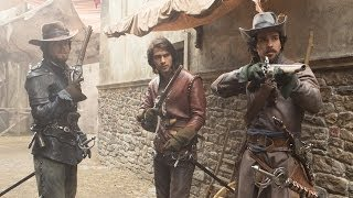 THE MUSKETEERS Must Save Porthos - BBC America