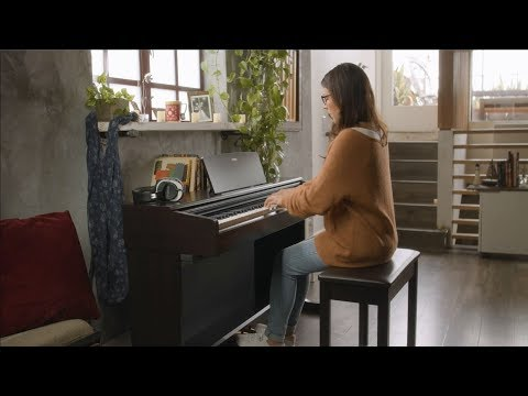 Yamaha Arius YDP-144 R digitale piano