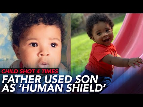 DA: Father used baby as human shield; child shot 4 times last month in Philadelphia