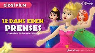 12 Dans Eden Prenses çizgi Film Masal 22   Adisebaba Çizgi Film Masallar