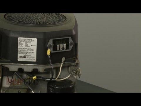 Regulator Rectifier - Single Cylinder Kohler Command Small Engine