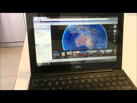 IT  Survivor: Testing Google Earth On The Virtual Desktop [Video]