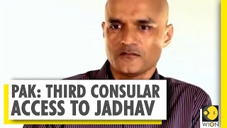 Pakistan offers third consular access to Kulbhushan Jadhav | India yet to respond - Download this Video in MP3, M4A, WEBM, MP4, 3GP