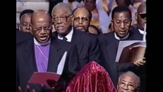 "COGIC National Hymn "" I Will Make The Darkness Light"""