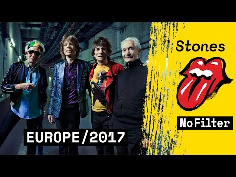 Video Stones - No Filter - European Tour 2017