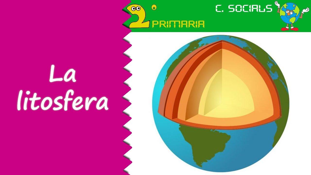 Ciències Socials. 2n Primària. Tema 4. La litosfera