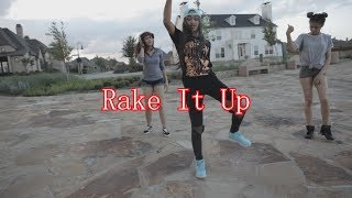 Yo Gotti ft. Nicki Minaj - Rake It Up (Dance Video) shot by @Jmoney1041