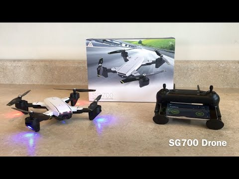SG700 Drone Review