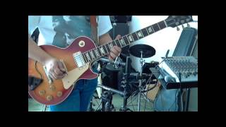 Paulina Angel - Beyond The Blue (Lead Guitar Session) 10,000 Maniacs Cover