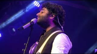 Arijit Singh live performance On Kabira Song at Rajkot 2014