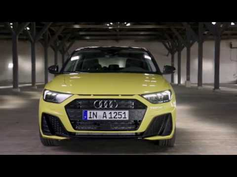 2019 Audi A1 Sportback Headlights & Tail Lights