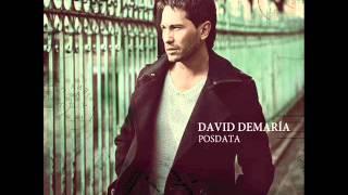 David DeMaría ~ El Perfume De La Soledad (Audio)