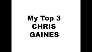 top 3 chris gaines