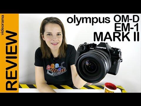 Olympus OM-D EM-1 MarkII review