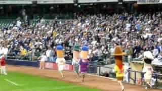 Septober Fest Sausage Race