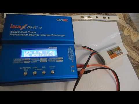 ZOP Power 7.4V 2200mAh 2S 35C Lipo Battery from Banggood by Alexander