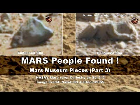MARS mensen gevonden!