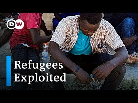 Kidnapped, tortured and enslaved: Surviving refugee camps in Libya | DW News