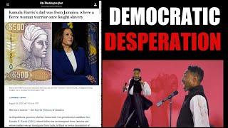Tariq Nasheed: Democratic Desperation