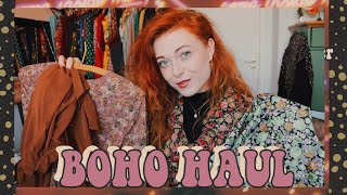Collective Bohemian Vintage Clothing Haul