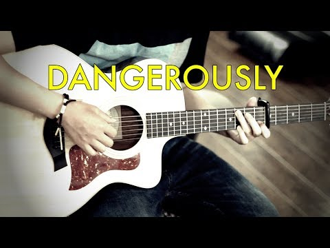 Dangerously - Charlie Puth (Fingerstyle Guitar Cover By Harry Cho) Mp3