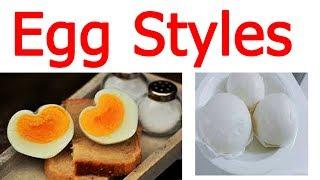 Egg Life Hacks 1 - Video Youtube