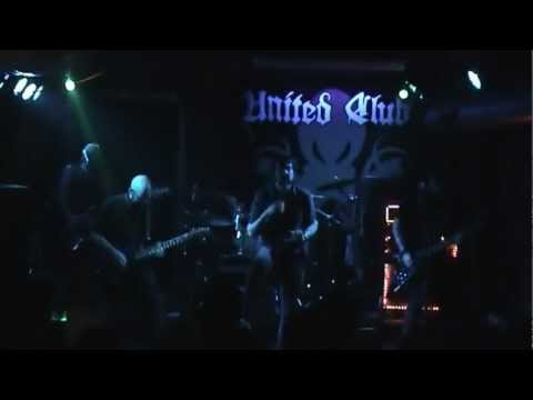 Let it die (FOO FIGHTERS COVER)Live @United Club Torino
