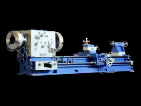 Center Lathe Machine