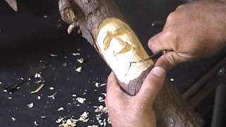 How To Carve A Wood Spirit 6 Wood Carving Tips