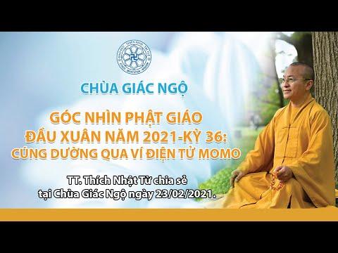 Cúng dường qua ví điện tử Momo (Góc nhìn Phật giáo)