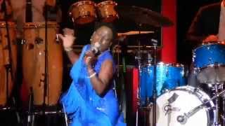 Get Up And Get Out  Sharon Jones   Greek Theater  Los Angeles CA  Jun 10 2015