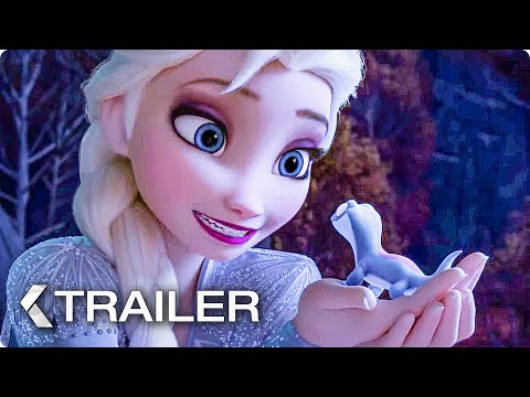 DIE EISKÖNIGIN 2 Finaler Trailer German Deutsch (2019)