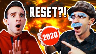 I DELETE 2020?!