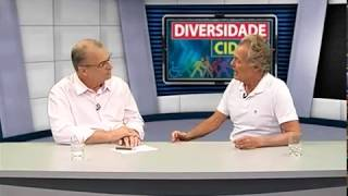 Dr. Beny Schmidt falou sobre Esclerose Lateral Amiotrófica (ELA) em entrevista ao jornalista Roberto