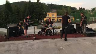 Video SOUND OF VIOLENCE - Kdyně skatepark 23.8.2019