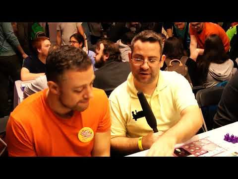 Interview & Gamerules (Essen 2018)
