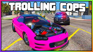 GTA 5 Roleplay - ROBBING EVERY STORE WITH FASTEST CAR   RedlineRP