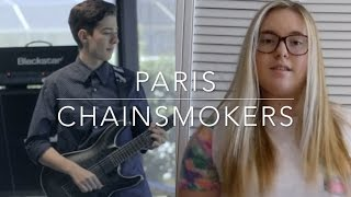 Paris - The Chainsmokers | Cover by Jordan Levy & Anthony Martinez