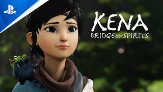 Le trailer de lancement de Kena: Bridge of Spirits