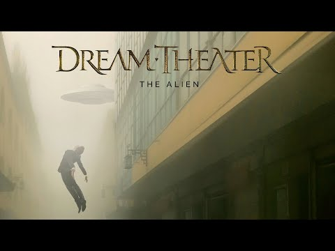 Dream Theater - The Alien (Official Video) online metal music video by DREAM THEATER