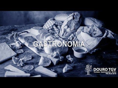Douro TGV 2018 - Dia 2 GASTRONOMIA