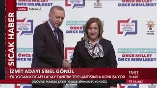 AK Parti Kocaeli Belediye Başkan Adayları Açıklandı