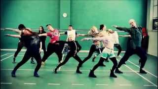 Let there be love - Christina Aguilera Choreography