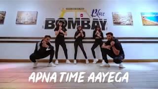 Apna Time Aayega |Gully Boy | SHIAMAK USA | Ranveer Singh  Alia Bhatt | Divine