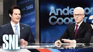 Anderson Cooper White House Turmoil Cold Open - SNL - Video Youtube