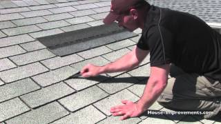 How To Replace One Shingle [3-tab style]