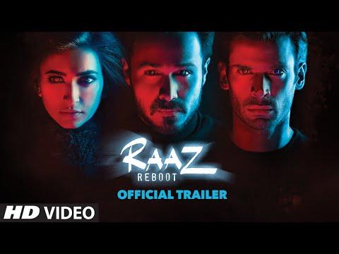 Raaz Reboot Trailer  Emraan Hashmi
