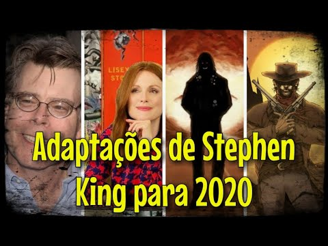 As Próximas Adaptações de Stephen King Para 2020