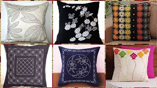Beautifull Stylish Japanese Embroidery Cushion Covers Designs