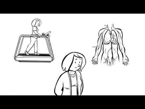 Blutdruck bei einem Bauchaortenaneurysma